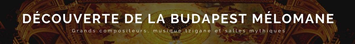Découverte musicale de Budapest : compositeurs et salles mythiques