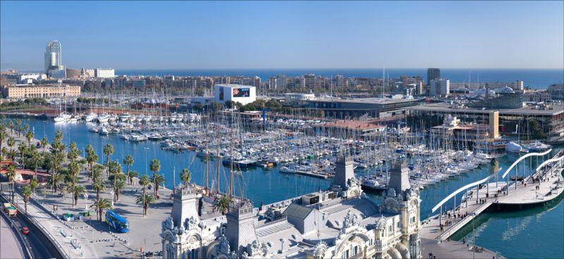 Barcelone : un nouveau terminal de croisière pour 2018