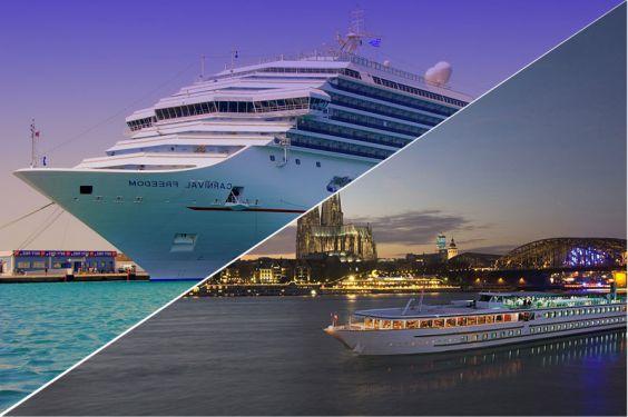 Différences entre une croisière en mer et une croisière sur fleuve