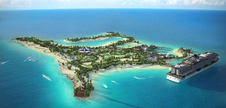 Ces compagnies de croisière qui ont une île privée à visiter