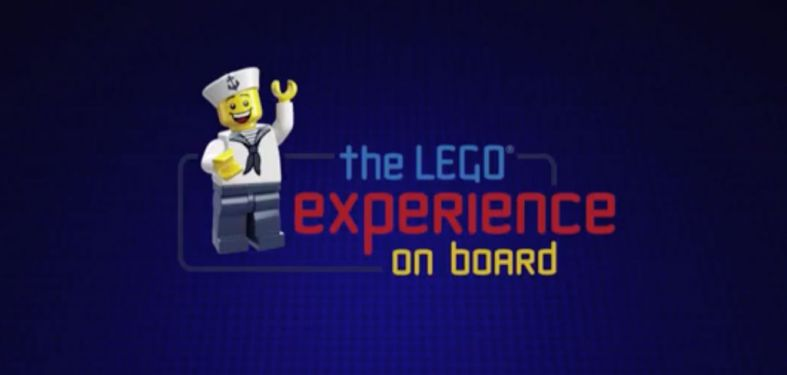 Quand Lego s'invite chez MSC Croisières, Peppa Pig embarque chez Costa