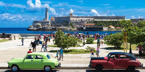 Après Obama, l'Adonia fait escale à Cuba