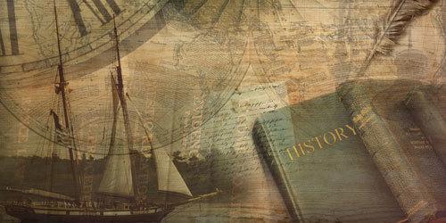 Où trouver des archives sur le monde de la croisière ?