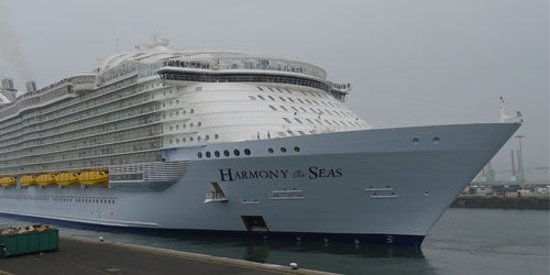 10 photos qui prouvent que l'Harmony of the Seas est un navire à part