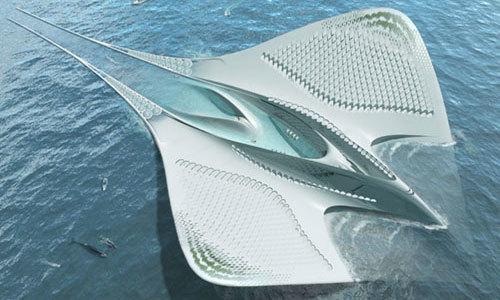 Bateaux futuristes : 5 concepts vraiment surprenants