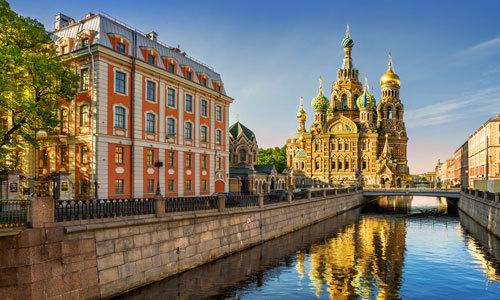 Saint-Pétersbourg serait le meilleur port de croisière au monde