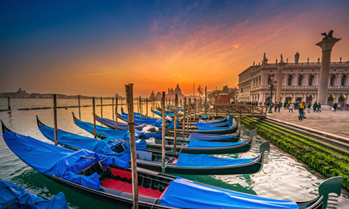 Croisière qui part de Venise : le début du voyage dans l'Adriatique