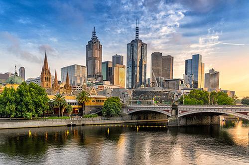 Australie, Nouvelle-Zélande et Tasmanie: principaux ports de croisière