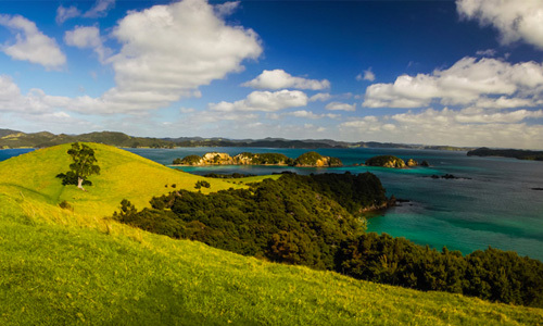 La Baie des Îles : un paradis sur Terre… et en Nouvelle-Zélande