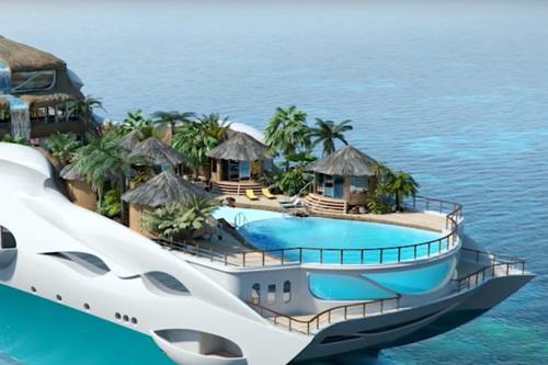 Ces yachts ultra-luxueux que vous ne verrez pas sans doute pas cet été