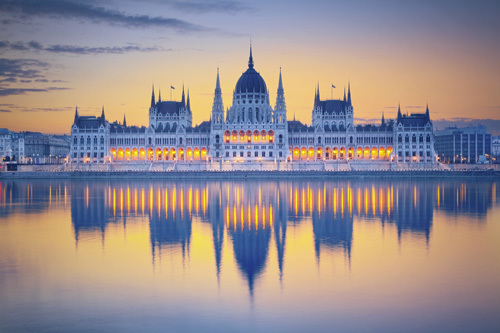 Budapest : meilleur port 2017 aux Cruisers Choice Destination Awards