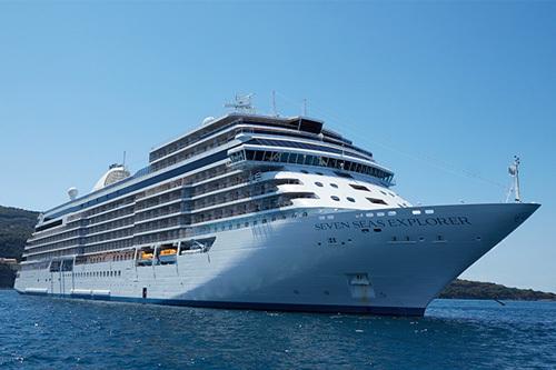 Le Seven Seas Explorer (Regent) se met aussi à la visite virtuelle