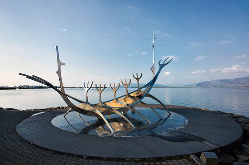 Vieux Port de Reykjavik : première escale avant de découvrir l'Islande