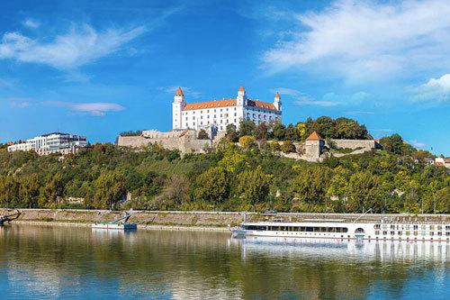 Envolez-vous pour Bratislava, la capitale slovaque à découvrir