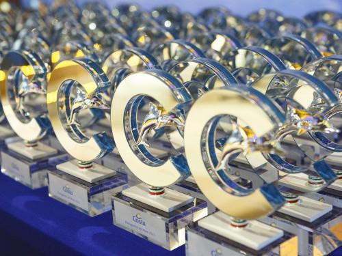 Media Up (Croisières Thématiques) récompensé aux Lauréats de la Mer !