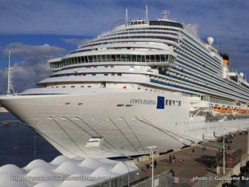 Tout savoir sur le Costa Diadema : visite complète du navire