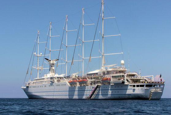 Le Club Med allie croisières d'exception et golf