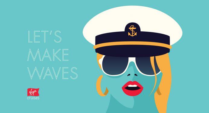 Buzz, luxe et divertissement: les clés du succès pour Virgin Voyages ?