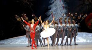 Deux danseurs du Bolchoï embarquent sur le SilverSpirit