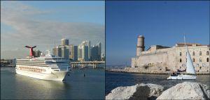 Marseille et Miami : 2 ports, 1 nouvel accord, 1 objectif unique