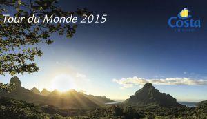Costa Luminosa : le tour du monde en… 98 jours !