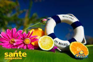 En direct du Costa Fascinosa pour la croisière Bien-être Santé Magazine