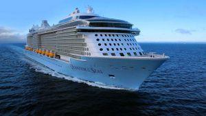 Nouveau navire classe Quantum pour la Royal Caribbean : et de 5 !