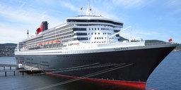 Le Queen Mary 2 se refait une beauté. Les étapes de sa restauration