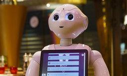 L'invasion des robots Pepper chez Costa est en marche
