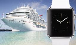 Une Apple Watch en croisière : bonne ou mauvaise idée d´accessoire ?
