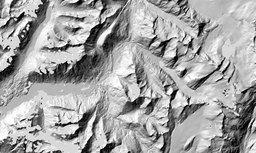 Voici la carte de l'Alaska la plus précise jamais réalisée