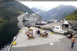 Des webcams pour voir les ports de croisière en direct (Venise…)