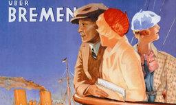 Découvrez ces vieilles affiches publicitaires de compagnies