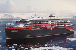 MS Roald Amundsen : quand expédition et écologie se rencontrent