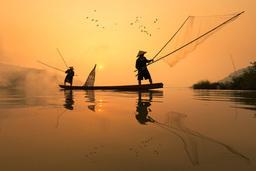 Naviguer sur le Mékong: petites et grande Histoire(s) du fleuve d'Asie