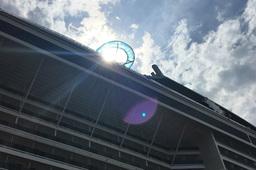 Le port du Havre (France) attire de plus en plus les croisiéristes
