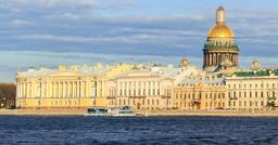 Sa majesté Saint-Petersbourg, escale reine de Russie