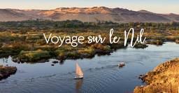 Qui saura résister à une croisière sur le Nil ? Découvrez l'Égypte