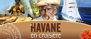 Profitez d'un voyage d'exception à Cuba et dans les Caraïbes, une occasion unique de tout savoir sur le Habanos, sa fabrication, sa dégustation et de naviguer à bord du Star Flyer, bateau intime et plein de charme.