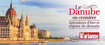 Découvrez les rives du Danube du 1er au 8 avril 2016 en compagnie d'Alain Finkielkraut, Jacques Généreux, Benjamin Stora et l'équipe de Marianne.