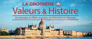Découvrez les rives du Danube du 11 au 23 octobre 2016 en compagnie des journalistes de Valeurs Actuelles. Vous visiterez les plus belles villes d'Europe centrale.