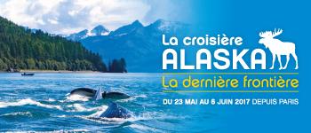 Vous n'aviez jamais pensé à faire une croisière en Alaska ? Découvrez le programme 2017 et vous pourriez bien changer d'avis rapidement…