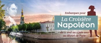 En mai 2017, partez à bord du Celebrity Eclipse avec des conférenciers spécialistes sur les pas de Napoléon 1er : Stockholm, Tallinn, St-Pétersbourg…