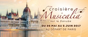 Embarquez pour une croisière sur le Danube en compagnie de six virtuoses et la présence exceptionnelle de Jean-François Zygel.