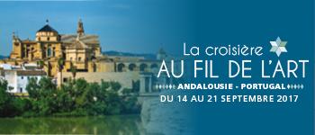 En septembre 2017, le célèbre fleuve espagnol Guadalquivir vous attend pour une croisière exceptionnelle sur le thème de l'art. Départ depuis Genève.