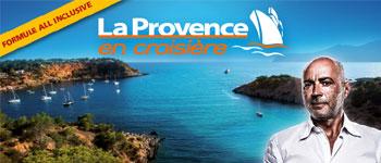 Croisière en présence de Patrick Bosso et de journalistes de la Provence... du 7 au 14 juin 2014