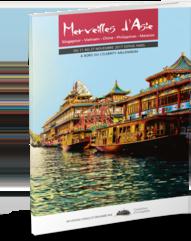 Merveilles d'Asie - Départ Genève
