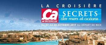 Embarquez pour une croisière familiale en Méditerranée ! Pour enrichir votre périple, des escales majeures et des conférenciers passionnants.