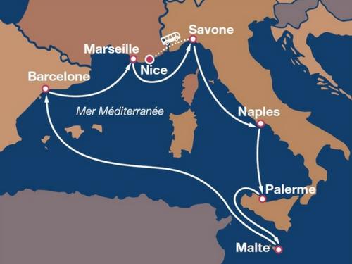 Itinéraire de Ça m'intéresse, Secrets des mers et océans