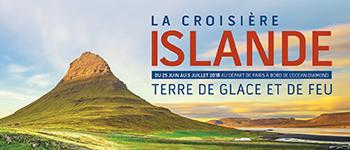 Cap sur les paysages majestueux de ce pays de grands espaces, aux terres bouillonnantes et pourtant encore méconnues. Bienvenue en Islande !
